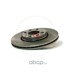 Диск тормозной передний (DEQST) 10BDIF0030000