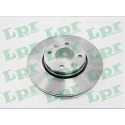Тормозной диск (Lpr/AP) N2003V