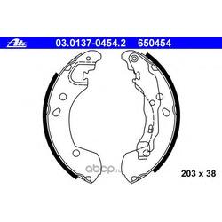 Комплект тормозных колодок (Ate) 03013704542