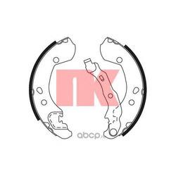Комплект тормозных колодок (Nk) 2722693