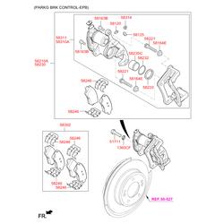 Деталь (Hyundai-KIA) 58400A6310