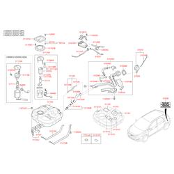 Деталь (Hyundai-KIA) 31110A6210