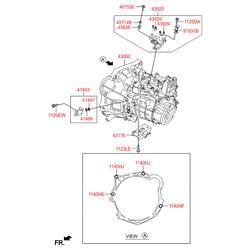 Деталь (Hyundai-KIA) 4300026671
