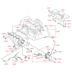 Деталь (Hyundai-KIA) 292402B030