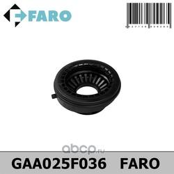 Подшипник опоры переднего амортизатора (FARO) GAA025F036