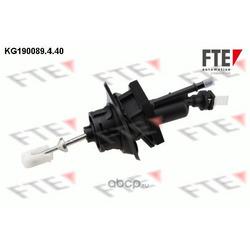 Главный цилиндр, система сцепления (FTE Automotive) KG190089440