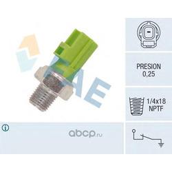 Датчик давления масла (FAE) 12613