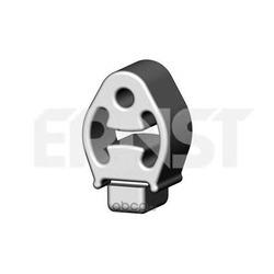 Кронштейн, система выпуска отработанных газов (ERNST) 496162