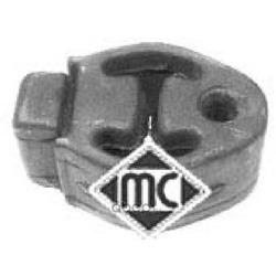 Резинка глушителя (METALCAUCHO) 04168
