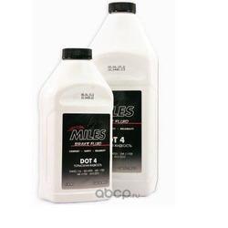 Тормозная жидкость (0.85 л) (Miles) EBF910