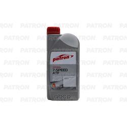 Жидкость гидравлическая (PATRON) ATF7SPEED1LORIGINAL