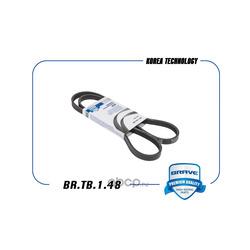Ремень поликлиновый (BRAVE) BRTB148