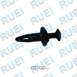 Клипса крепления деталей кузова (RueI) RU100932FF