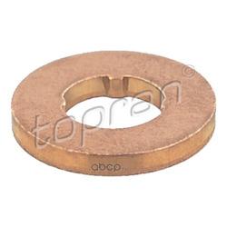Шайба тепловой защиты, система впрыска (topran) 115878