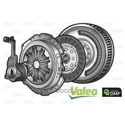 Маховик комплект сцепления c подшипником (Valeo) 837305