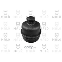 Корпус, масляный фильтр (Malo) 136003