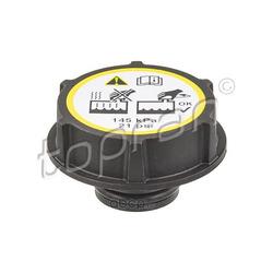 Крышка, резервуар охлаждающей жидкости (topran) 304951