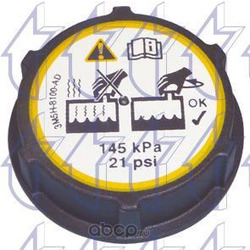 Крышка, резервуар охлаждающей жидкости (TRICLO) 318831