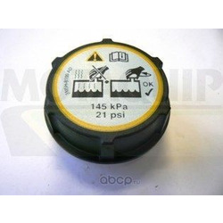 Крышка, резервуар охлаждающей жидкости (Motorquip) VCR243