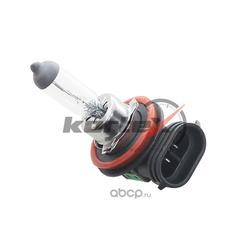 Лампа h11 55w 12v pgj19-2 (64211) (premium) (KORTEX) KBA1017