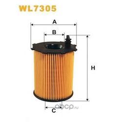 Масляный фильтр (WIX FILTERS) WL7305