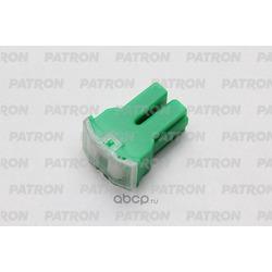 Предохранитель блистер 40a зеленый 30x15.5x12.5mm (PATRON) PFS102