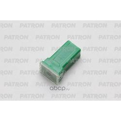 Предохранитель (pal297) 40a зеленый 27x12.1x10mm (PATRON) PFS118