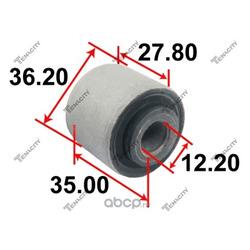 Сайлентблок задней тяги (Tenacity) AAMMA1053