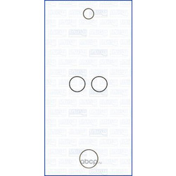 Комплект прокладок, маслянный радиатор (Ajusa) 77008200