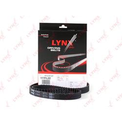 Ремень ГРМ (LYNXauto) 117FL22