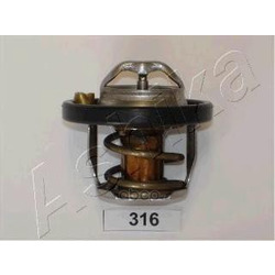 Термостат, охлаждающая жидкость (Ashika) 3803316