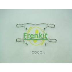 Комплектующие, колодки дискового тормоза (Frenkit) 901755