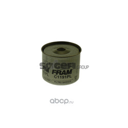 Фильтр топливный (Fram) C1191PL