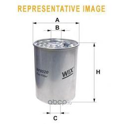 Топливный фильтр (WIX FILTERS) WF8018