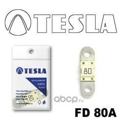 Предохранитель midi 80a (TESLA) FD80A