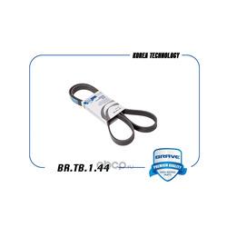 Ремень поликлиновой (BRAVE) BRTB144