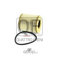 Фильтр масляный (QUATTRO FRENI) QF14A00009
