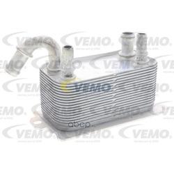 Масляный радиатор, двигательное масло (Vaico Vemo) V95600005