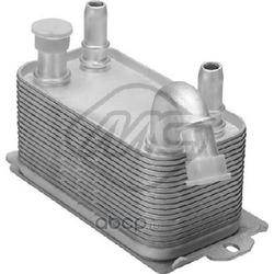 Масляный радиатор (теплообменник) (METALCAUCHO) 06371