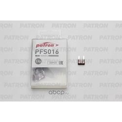 Предохранитель 25шт mini fuse 7.5a коричневый (PATRON) PFS016
