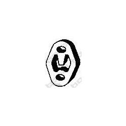Буфер глушитель (Bosal) 255059