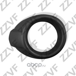 Накладка противотуманной фары правой черная (ZZVF) ZVXYFCS5007R