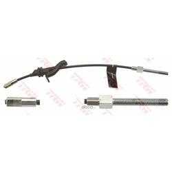 Трос, стояночная тормозная система (TRW/Lucas) GCH697