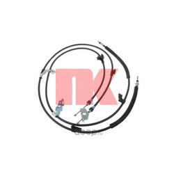 Трос стояночного тормоза (Nk) 9025170