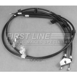 Трос, стояночная тормозная система (First line) FKB3378