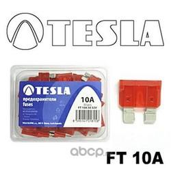 Предохранитель 10a (упаковка 50шт) (TESLA) FT10A50