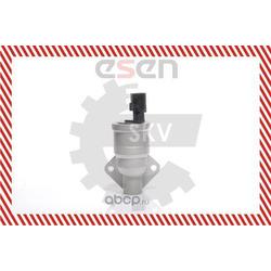 Поворотная заслонка, подвод воздуха (ESEN) 08SKV233