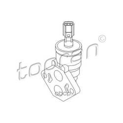 Поворотная заслонка, подвод воздуха (topran) 302681