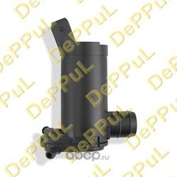 Моторчик омывателя лобового стекла (DePPuL) DEMC082F