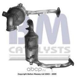 Сажевый / частичный фильтр, система выхлопа ОГ (BM Catalysts) BM11005H